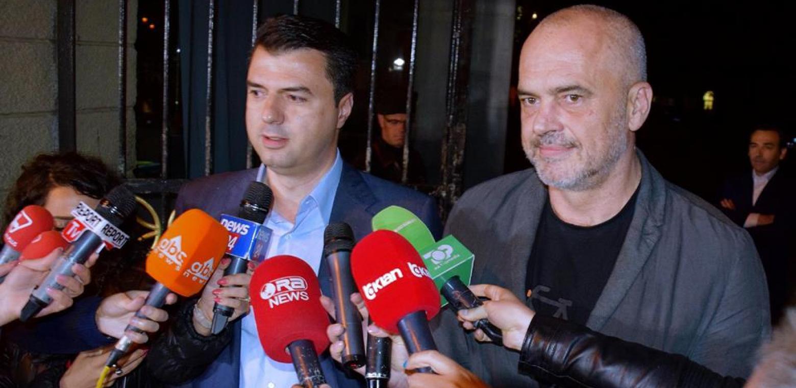 Numërohen 88% e votave nga zgjedhjet në Shqipëri