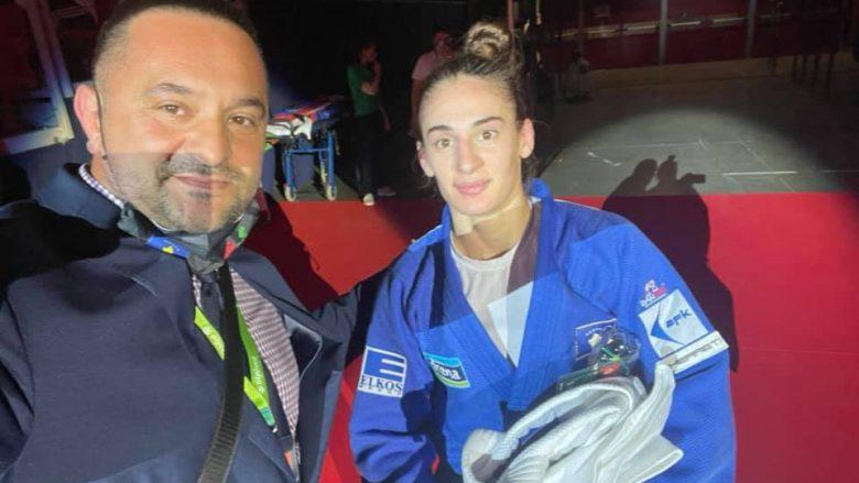 Nora Gjakova fiton medaljen e bronztë në Kampionatin Botëror të xhudos, mposht serben Perishiq