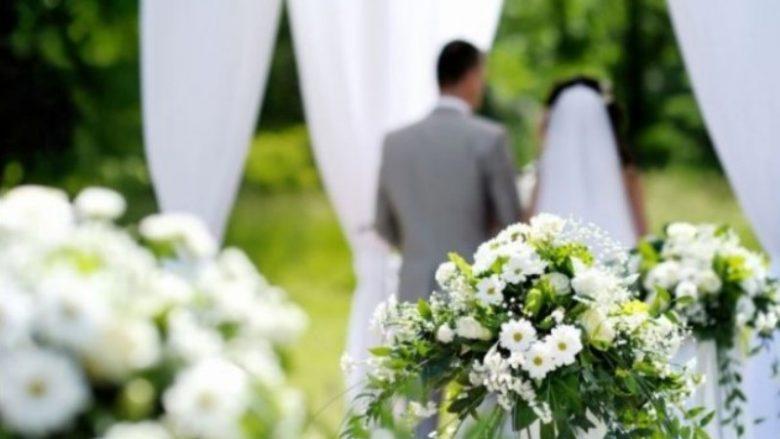 Oda e Hotelierisë dhe MSH janë dakorduar për mbajtjen e dasmave – pritet të lejohen me nga 40 persona në 100 metra katrorë